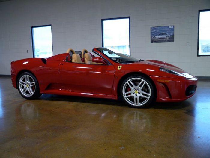 2005 Ferrari 430 Spider