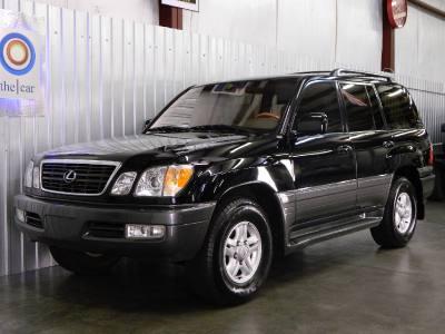 2000 Lexus LX 470 4WD