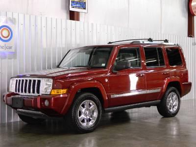2008 Jeep Commander Limited HEMI 4WD
