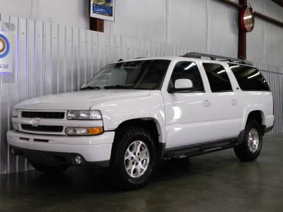 2003 Chevrolet Suburban Z71 4WD