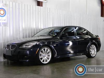 2009 BMW 5 Series 550i SPORT