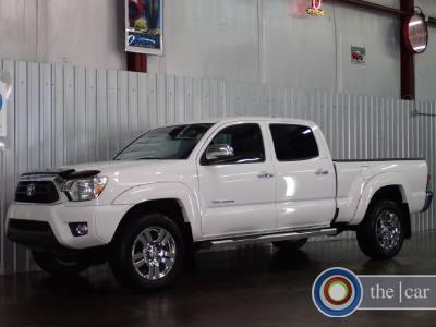 2013 Toyota Tacoma CREW 4X4 Limited