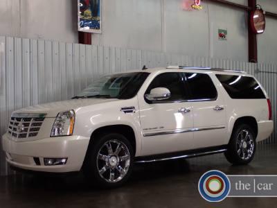 2010 Cadillac Escalade ESV AWD