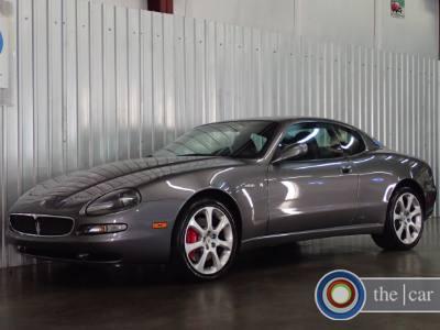 2003 Maserati Coupe GT 6 Speed
