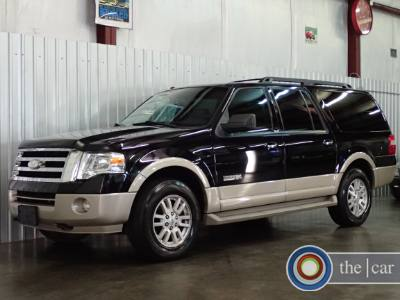 2007 Ford Expedition EL Eddie Bauer 4WD