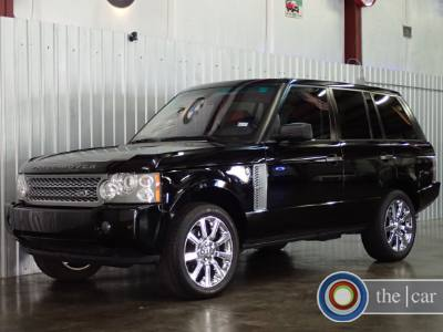 2008 Land Rover Range Rover SC Westminster