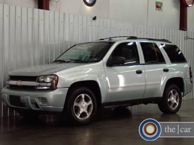 2007 Chevrolet TrailBlazer LT 4WD