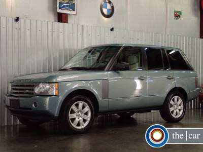 2008 Land Rover Range Rover HSE LUX