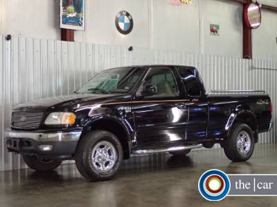 2000 Ford F-150 Extended Cab Lariat 4x4