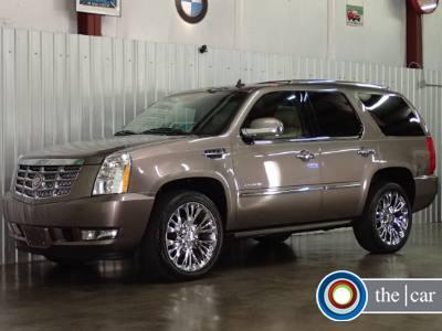2012 Cadillac Escalade AWD