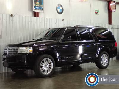 2011 Lincoln Navigator L Limited Edition 4x4
