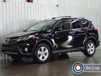 2013 Toyota RAV4 XLE 4WD