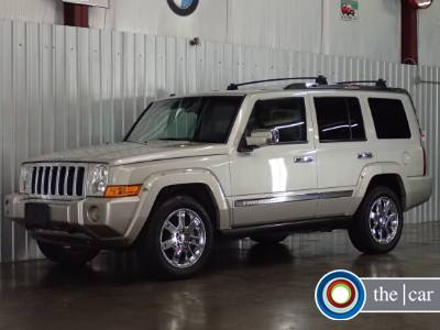 2009 Jeep Commander Overland