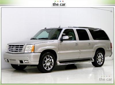 2005 Cadillac Escalade ESV Platinum AWD