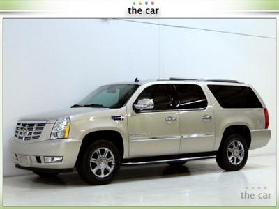 2007 Cadillac Escalade ESV AWD NAV DVD
