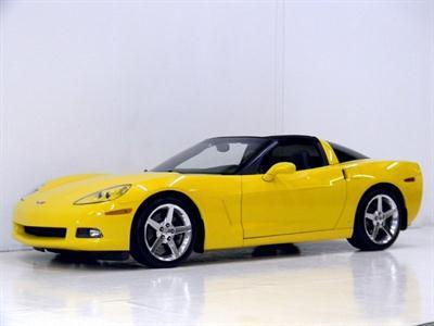 2006 Chevrolet Corvette COUPE 3LT