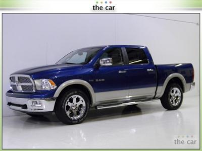 2010 Dodge Ram 1500 Laramie 4X4 CREW