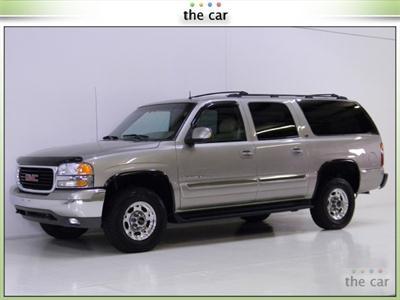 2002 GMC Yukon XL 2500 SLT 4WD
