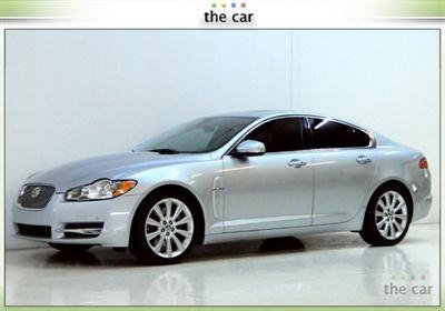 2010 Jaguar XF Portfolio Premium