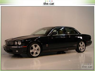 2006 Jaguar XJ XJR SUPERCHARGED