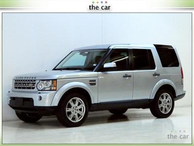 2010 Land Rover LR4 4X4