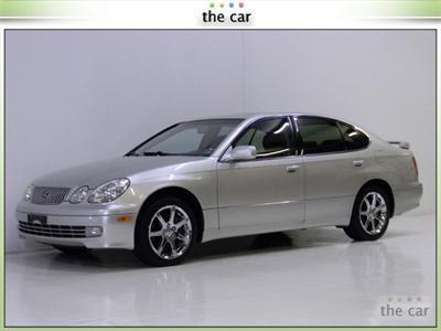 2004 Lexus GS 430 NAVIGATION