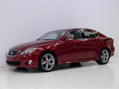 2009 Lexus IS 350 NAVIGATION