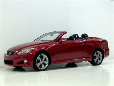 2010 Lexus IS 250C CONVERTIBLE