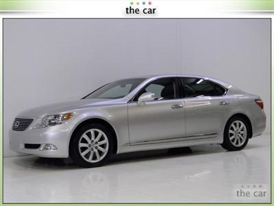 2007 Lexus LS 460 L NAVIGATION