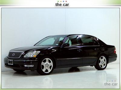 2005 Lexus LS 430 CUSTOM LUXURY
