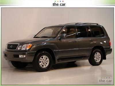 1999 Lexus LX 470 4WD