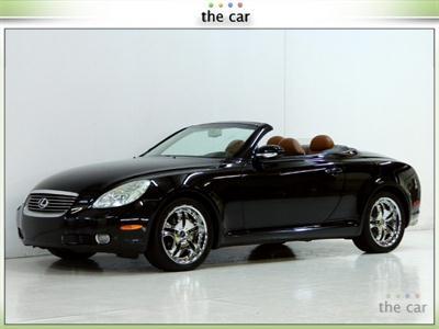 2005 Lexus SC 430 CONVERTIBLE