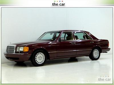 1991 Mercedes-Benz 420 Series 420SEL