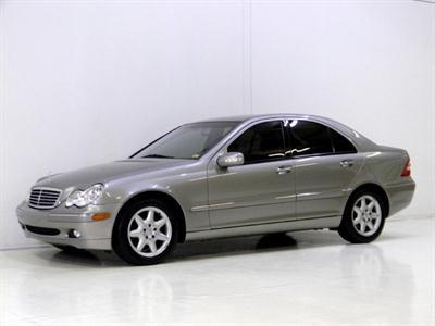 2003 Mercedes-Benz C-Class C240