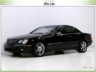 2006 Mercedes-Benz CL-Class CL600