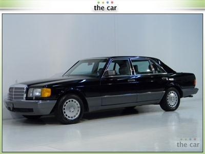 1990 Mercedes-Benz S-Class 560SEL