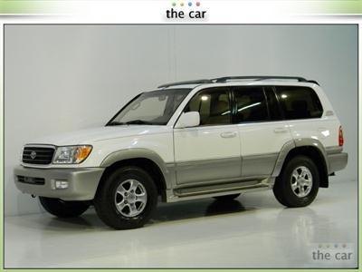 2002 Toyota Land Cruiser 4WD NAVIGATION
