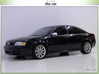 2003 Audi RS6 BI-TURBO QUATTRO