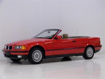 1994 BMW 3 Series 318iC CONVERTIBLE