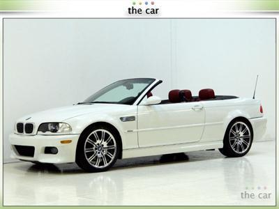 2005 BMW 3 Series M3 CONVERTIBLE