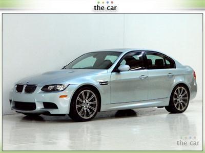 2008 BMW 3 Series M3 SEDAN