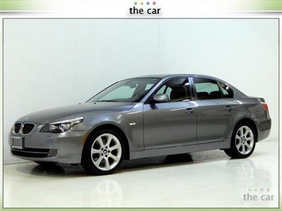 2008 BMW 5 Series 535xi CPO