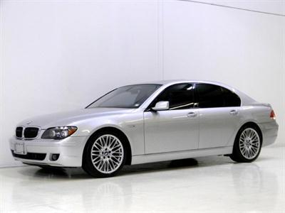 2007 BMW 7 Series 750i SPORT