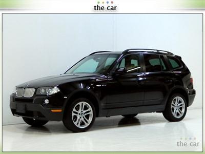 2007 BMW X3 3.0si AWD CPO
