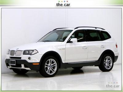 2008 BMW X3 3.0si AWD CPO