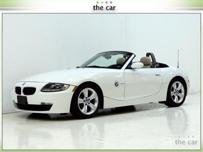 2007 BMW Z4 3.0i CONVERTIBLE