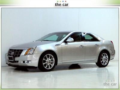 2008 Cadillac CTS PREMIUM LUXURY