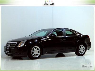 2009 Cadillac CTS AWD LUXURY