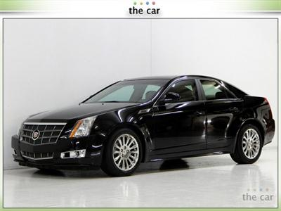 2010 Cadillac CTS AWD Premium CPO