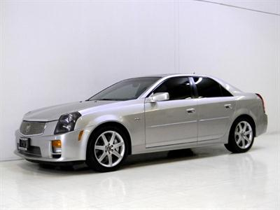 2006 Cadillac CTS-V NAVIGATION